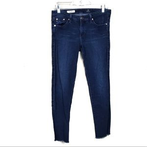 AG Adriano goldschmied stilt cigarette jeans 28